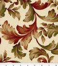 Home Essentials Lightweight Decor Fabric 45\u0022-Abigail Ruby