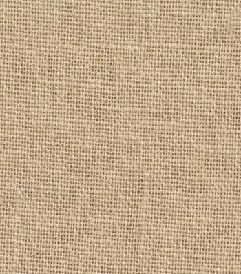 Jaclyn Smith Upholstery Fabric-Jigsaw /Flax
