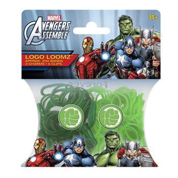 Marvel Comics™ Hulk Logo Loomz Filler Pac