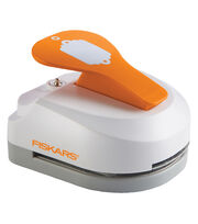 Fiskar Tag Maker Punch-Scallop, , hi-res