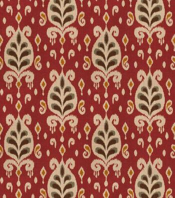 "Eaton Square Print Fabric 54""-Ringo/Henna"
