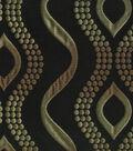 Home Decor 8\u0022x8\u0022 Fabric Swatch-Elite Caprizzio Ebony