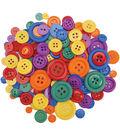 Dress It Up Button Super Value Pack-Finger Paint