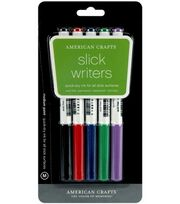 Slick Writer Markers-Assorted Colors, , hi-res