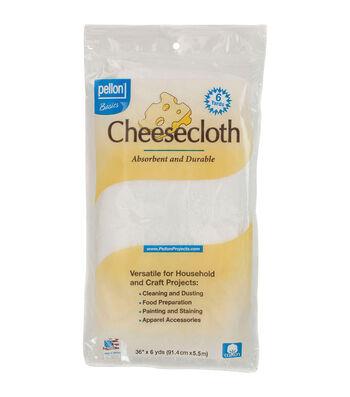 Pellon White Cheesecloth 36''x6yds