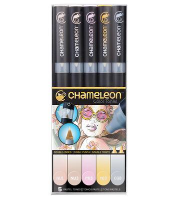Chameleon 5 pk Color Tone Pens-Pastel Tones