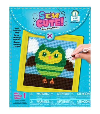 Sew Cute Owl