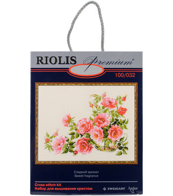 """Sweet Flavor Counted Cross Stitch Kit-19.7""""X15.7"""" 14 Count"""