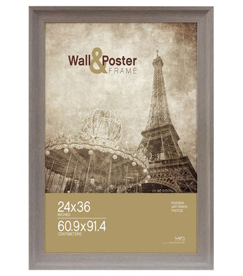 MCS Industries Wall & Poster Frame 24''x36''-Peyton Gray
