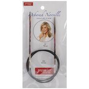 Deborah Norville Fixed Circular Needles 40'' Size 6/4.0mm, , hi-res