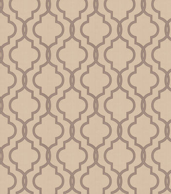 """Eaton Square Print Fabric 55""""-Check/Silver"""
