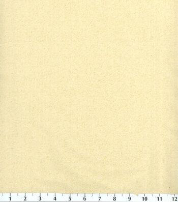 "Keepsake Calico™ Cotton Fabric 45""-Gold Glitter"