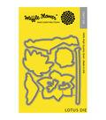 Waffle Flower Crafts Die-Lotus