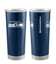 Seattle Seahawks 20 oz Insulated Stainless Steel Tumbler, , hi-res