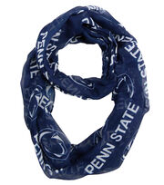Penn State University Infinity Scarf, , hi-res