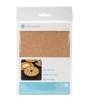 Silhouette of America® 8 Pack 5''x7'' Adhesive Cork Sheets, , hi-res