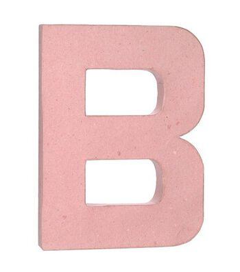 """12"""" Paper Mache Letter"""