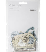 Kaisercraft Collectables Cardstock Die-Cuts-Frosted, , hi-res