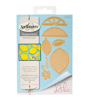 Spellbinders® Shapeabilities® Etched Die-Make Mine Lemon Lime, , hi-res