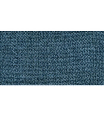 "Signature Series Solid Chenille Fabric 54""-Blue"
