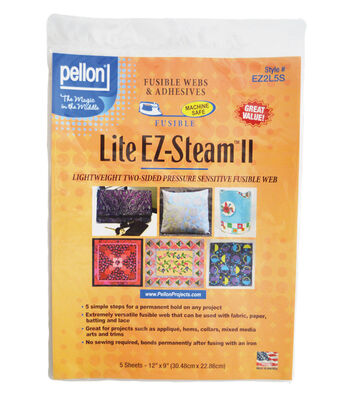 Lite Ez Steam Ii 12X9 5 Count