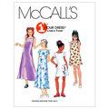 McCall\u0027s Girls Dress-M6098