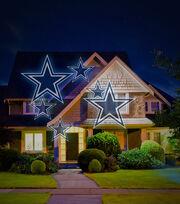 Dallas Cowboys Team Pride Light, , hi-res
