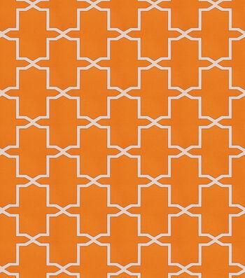 "SMC Designs Upholstery Fabric 54""-Amini/Pumpkin"
