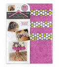 Little Dress Boutique Cotton Fabric-Haley 5\u0022 Strips