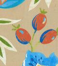 Waverly Sun N\u0027 Shade Outdoor Fabric 54\u0022-Modern Poetic Sand