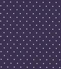 Quilter\u0027s Showcase™ Cotton Fabric 44\u0022-Grape Dot