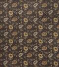 Home Decor 8\u0022x8\u0022 Fabric Swatch-SMC Designs Berryhill / Toffee