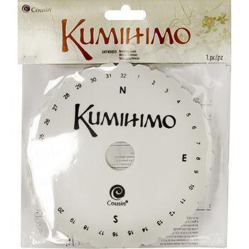 Cousin Corporation Kumihimo Braiding Loom Round