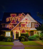 Iowa State University Cyclones Team Pride Light, , hi-res
