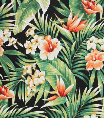 Solarium Outdoor Print Fabric 54''-Orchid Moment