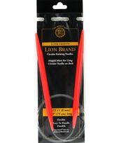 Lion Brand Circular Knitting Needles #11, , hi-res