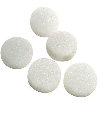"Floracraft 1-1/2"" Styrofoam Balls-12PK/White"