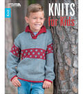 Leisure Arts Knits For Kids Knitting Book