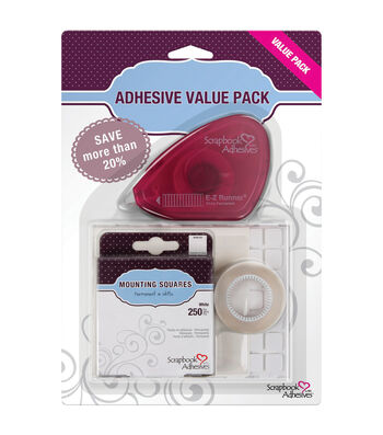 Scrapbook Adhesives Essentials Kit-