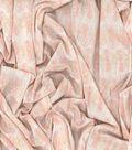 Kathy Davis® Rayon & Spandex Apparel Fabric 58\u0027\u0027-Coral Stripes