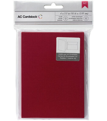 American Crafts A2 Cards & Envelopes