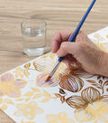 DCWV 11-1/2\u0022x15\u0022 Paint & Create Set: Heart of Gold