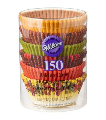 Wilton® Standard Baking Cups-Harvest 150/Pkg