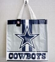 Dallas Cowboys Reusable Tote Bag, , hi-res