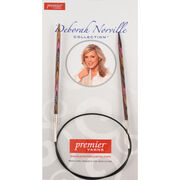 "Deborah Norville Fixed Circular Needles 32""-Size 10/6mm, , hi-res"