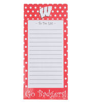 University of Wisconsin To-Do List, , hi-res