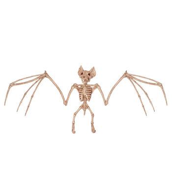 The Boneyard Halloween Small Skeleton Bat