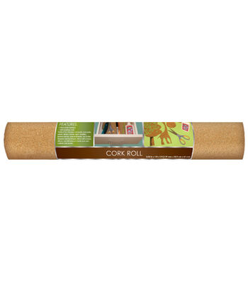 The Board Dudes™ 1'x2' Hobby Cork Roll
