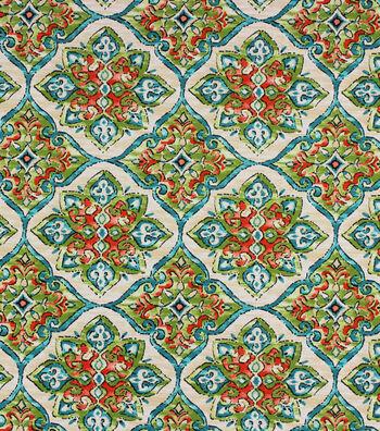 Solarium Outdoor Print Fabric 54''-Dazzle Earth
