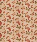 Eaton Square Multi-Purpose Decor Fabric- Farfalla Rot Persimmon